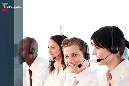 Estrategias Inc Contact Center